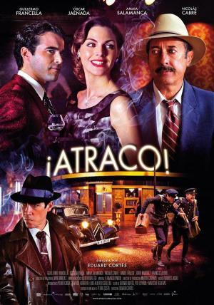 ¡Atraco! (2012) DVDRip Español
