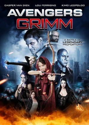 Avengers Grimm (2015) BluRay 720p Subtitulados
