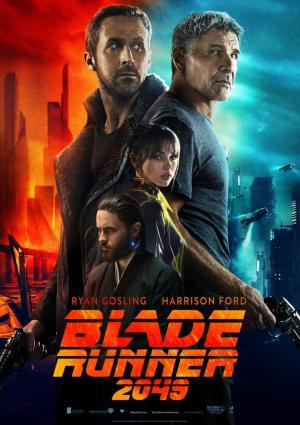 Blade Runner 2049 (2017) DVDRip Español