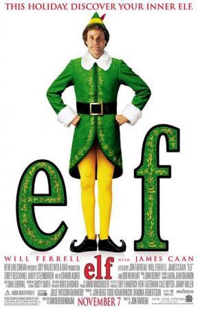 Elf, el duende (2003) BluRay 720p Subtitulados