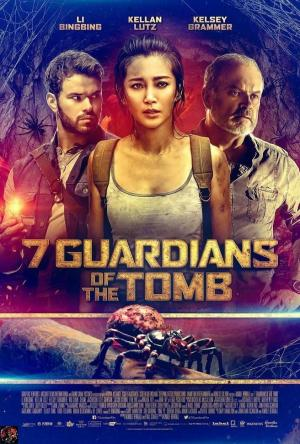 7 Guardians of the Tomb (2018) WEB-DL 720p Subtitulados