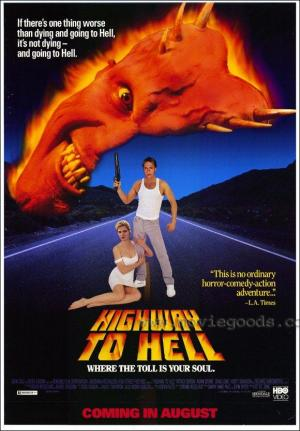 Highway To Hell (1991) BluRay 720p Subtitulados