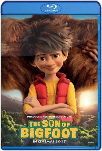 Son of Bigfoot (2017) BluRay 1080p Latino