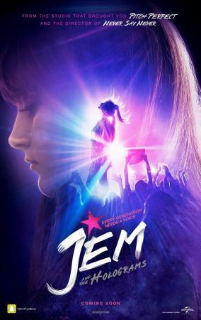 Jem y los Hologramas (2015) HD 720p Español