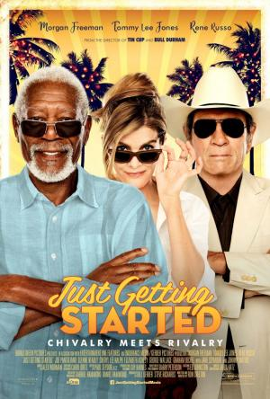 Just Getting Started (2017) BluRay 720p Subtitulados