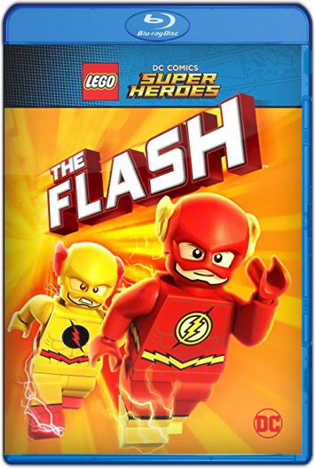 Lego DC Comics Super Heroes: The Flash (2018) HD 720p Latino