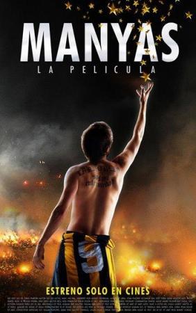 Manyas: La Pelicula (2011) DVDRip Español