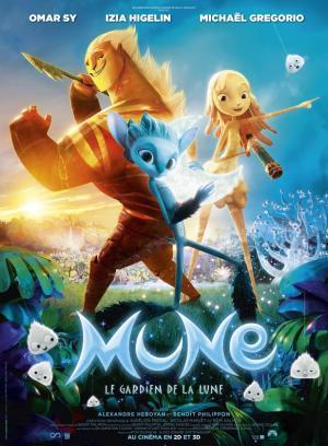 Mune: El Guardián de la Luna (2015) HD 720p Español