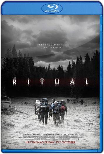 The Ritual (2017) HD 720p Latino