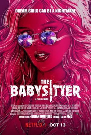 The Babysitter (2017) DVDRip Español
