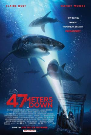 A 47 Metros (2017) DVDRip Español