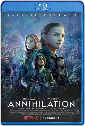Aniquilación (2018) HD 720p Latino