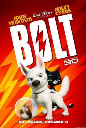 Bolt (2008) DVDRip Español