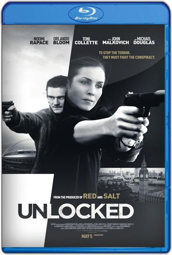 Unlocked (2017) BluRay 1080p Dual Latino / Ingles