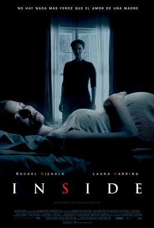 Inside (2017) DVDRip Español