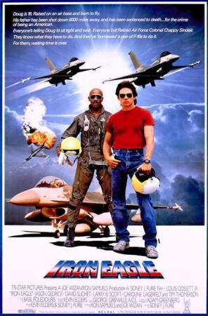 Águila de Acero (1986) DVDRip Español
