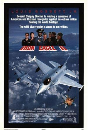 Águila de Acero 2 (1988) DVDRip Español