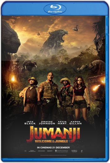Jumanji En la selva (2017) HD 720p Latino