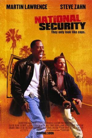 Seguridad Nacional (2003) DVDRip Español