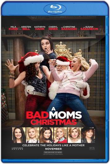 La Navidad de las madres rebeldes (2017) HD 720p Latino