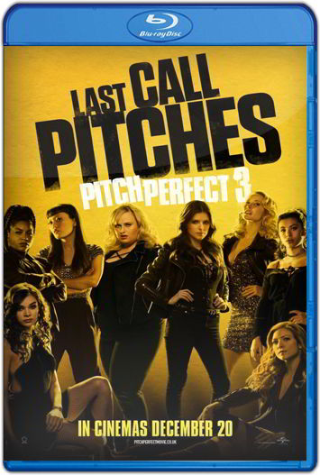 Notas Perfectas 3 (2017) HD 720p Latino