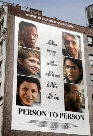Person to Person (2017) DVDRip Subtitulados