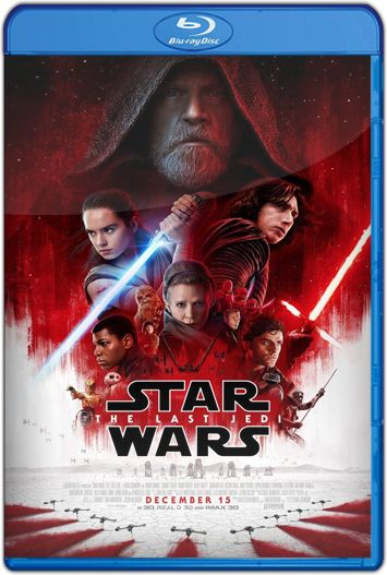 Star Wars Episodio VIII Los últimos Jedi (2017) HD 720p Latino