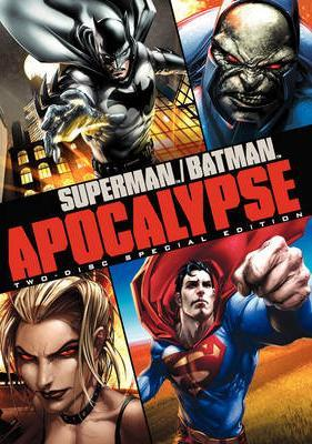 Superman / Batman: Apocalipsis (2010) HD 720p Latino / Ingles