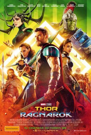Thor: ragnarok (2017) DVDRip Español