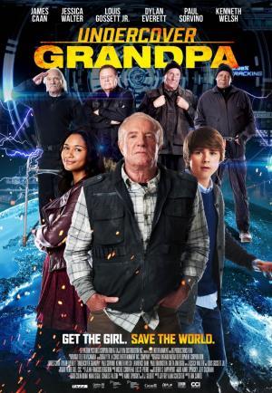 El abuelo espía (2017) HD 720p Español