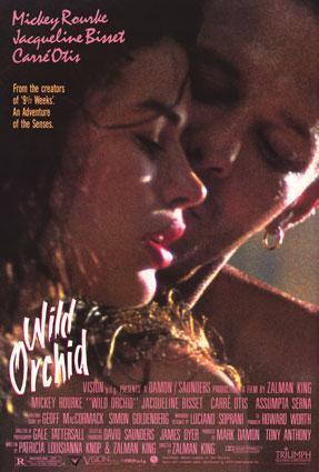 Orquídea salvaje (1990) DVDRip Español