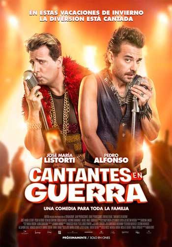 Cantantes en guerra (2017) DVDRip Español Latino