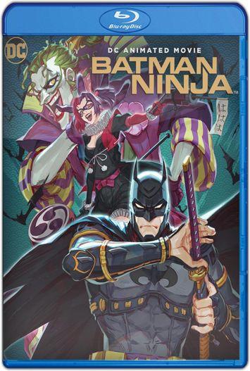 Batman Ninja (2018) HD 1080p Dual Latino / Ingles