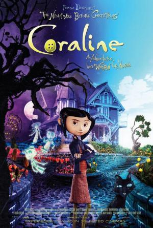 Coraline y la puerta secreta (2008) BluRay 1080p Dual Latino / Ingles