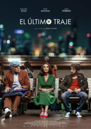 El último traje (2017) DVDRip Latino