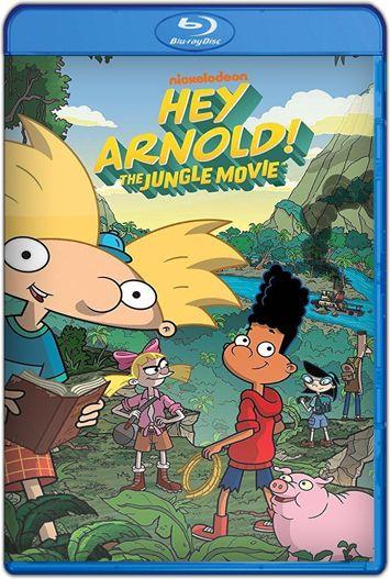 ¡Hey Arnold! Una peli en la jungla (2017) HD 720p Latino