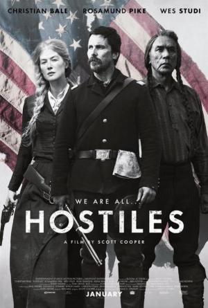 Hostiles (2017) WEB-DL 720p Subtitulados