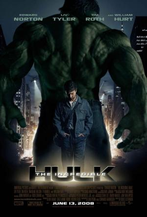 The Incredible Hulk (Hulk 2) (2008) BluRay 1080p Dual Latino / Ingles