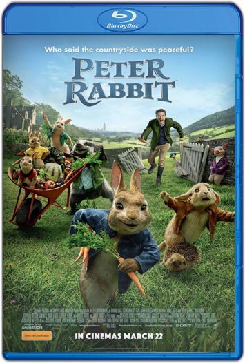 Las travesuras de Peter Rabbit (2018) HD 720p Latino