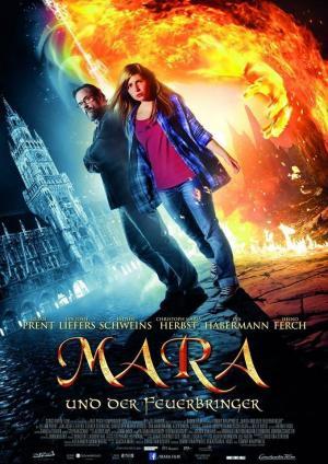 Mara y El Señor del Fuego (2015) HD 1080p Español