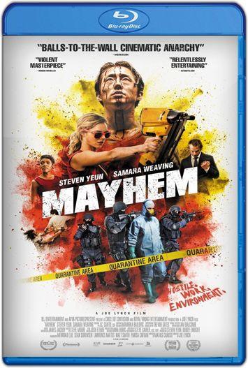 Mayhem (2017) HD 720p Latino