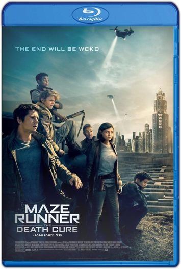 Maze Runner La cura mortal (2018) HD 720p Latino