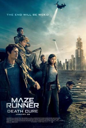 Maze Runner: La cura mortal (2018) BluRay 1080p Dual Latino / Ingles