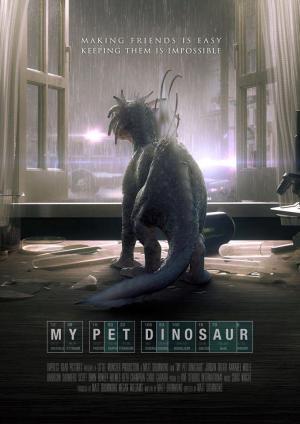 Mi Pequeño Dinosaurio (2017) DVDRip Subtitulada