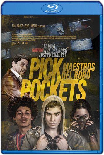 Pickpockets Maestros del robo (2018) HD 720p Latino