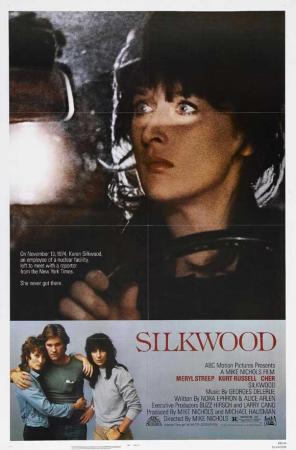 Silkwood (1983) DVDRip Subtitulados