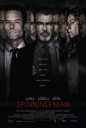 Spinning Man (2018) HD 720p Subtitulados