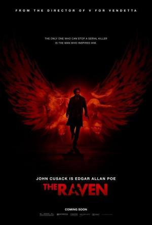 El cuervo (2012) BluRay 720p Subtitulados