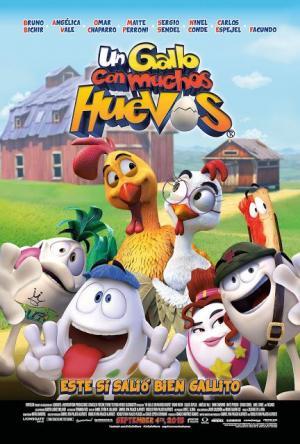 Un gallo con muchos huevos (2015) HD 1080p Latino