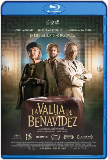La valija de Benavidez (2016) HD 720p Latino